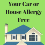 How to Make a Car or Room in Your House Allergen Free