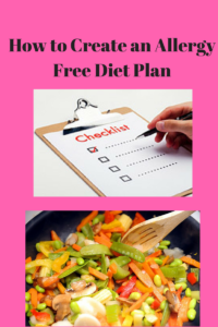 allergy free diet plan