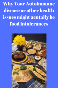 food intolerances autoimmune disease