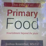 What is primary food and why is it so important?