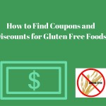 How to Find Discounts on Gluten Free Foods
