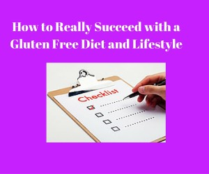 gluten free diet and lifestyle