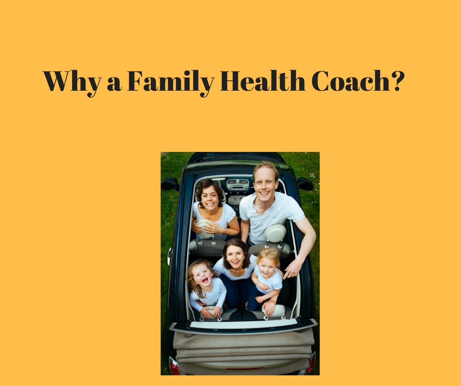Why Hire a Family Health Coach?