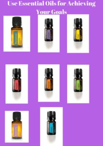 essential oils goals