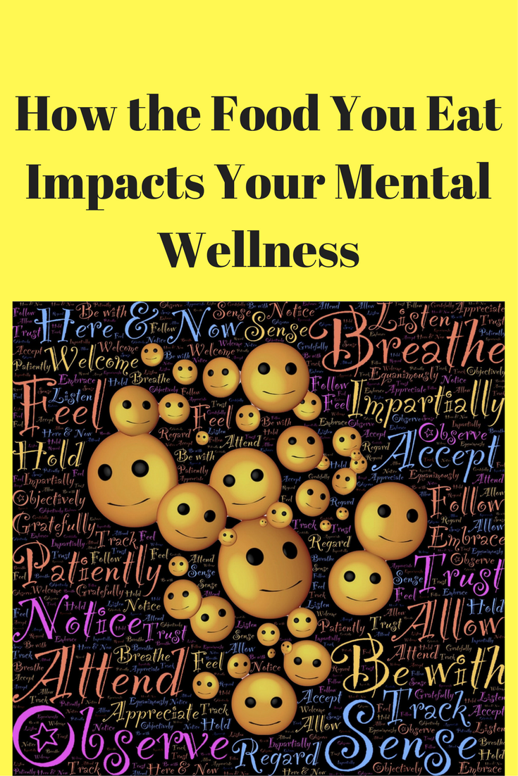How Food Impacts Mental Wellness