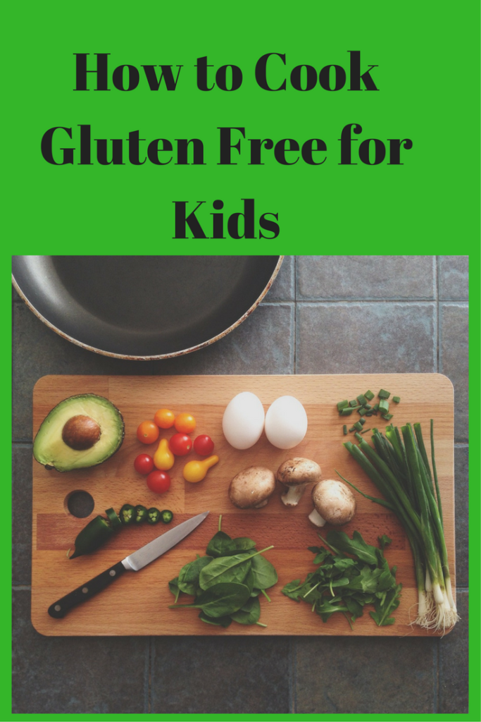 gluten free cooking for kids