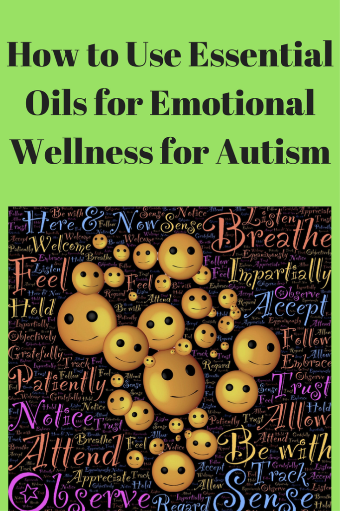 emotional wellness with essential oils