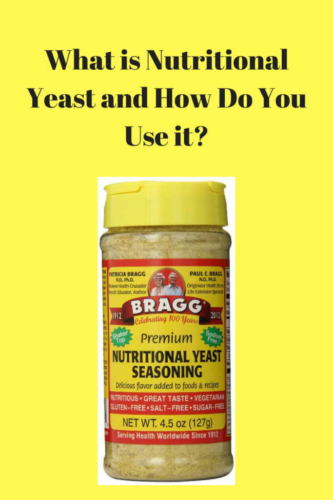 What is nutritional yeast and how do you use it?