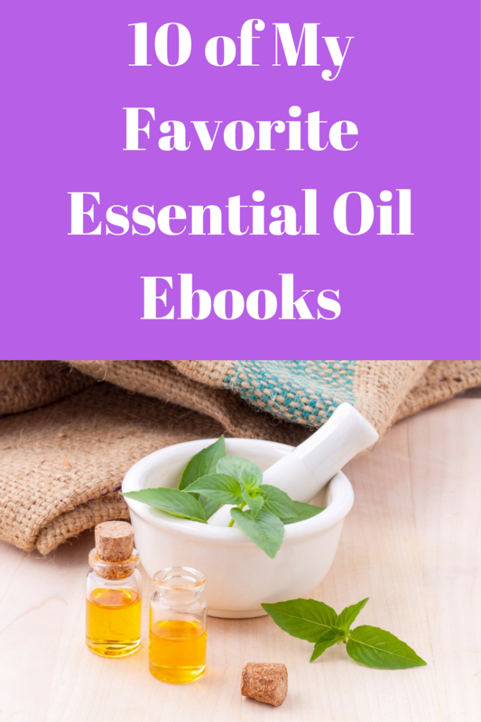 essential oil ebooks