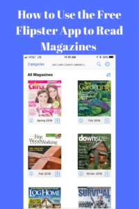 How to Read Magazines for Free with the Flipster App