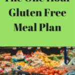 The One Hour Gluten Free Meal Plan