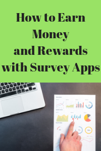 rewards and survey apps