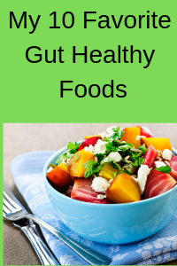 gut health foods