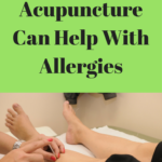 How Acupuncture Can Help with Allergies