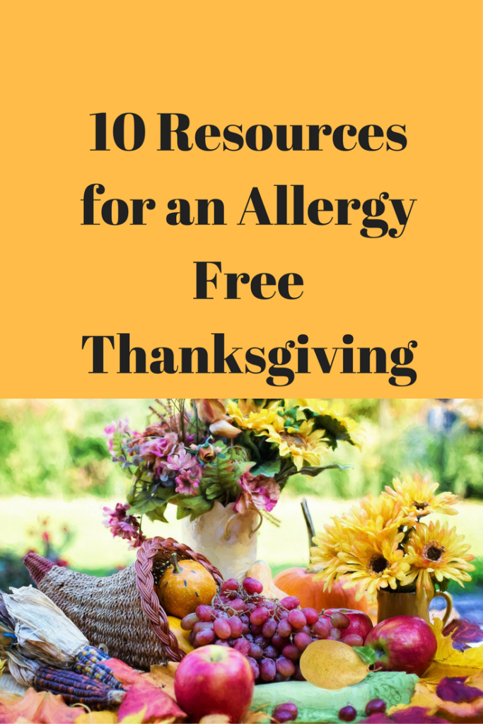 allergy free thanksgiving