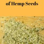The Benefits of Hemp Seeds