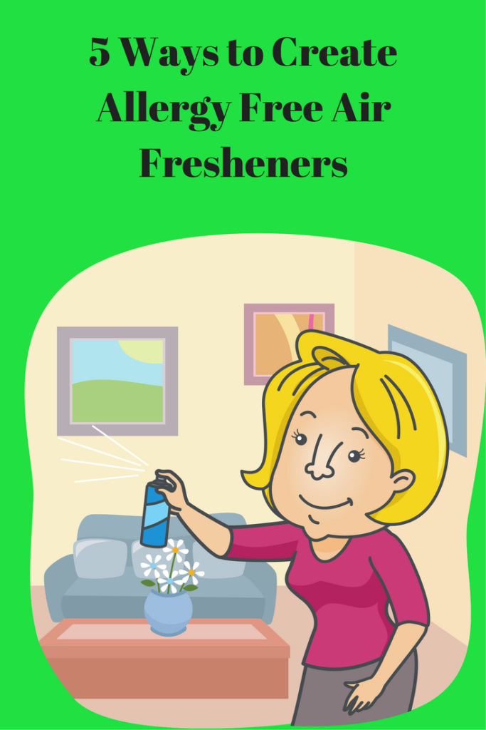 allergy free air fresheners