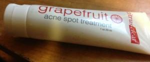 GrapefuitAcneSpotTreatment