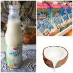 Coconut Milk, Almond Milk, Soy Milk or Cow's Milk?