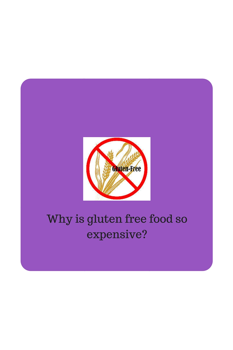 buy gluten free food for cheap
