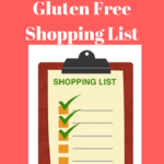 How to Create a Gluten Free Shopping List