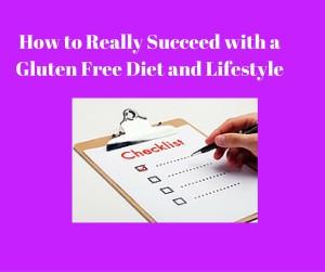 gluten free diet and lifestyle