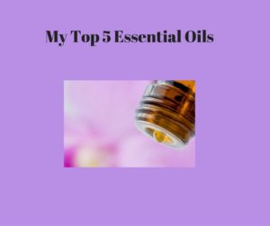 My Top 5 Essential Oils and How to Use Them