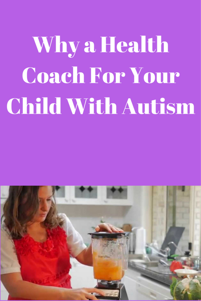 Why a Health Coach for Your Child With Autism?