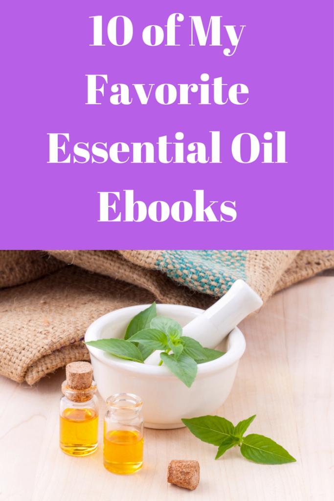 essential oil ebooks