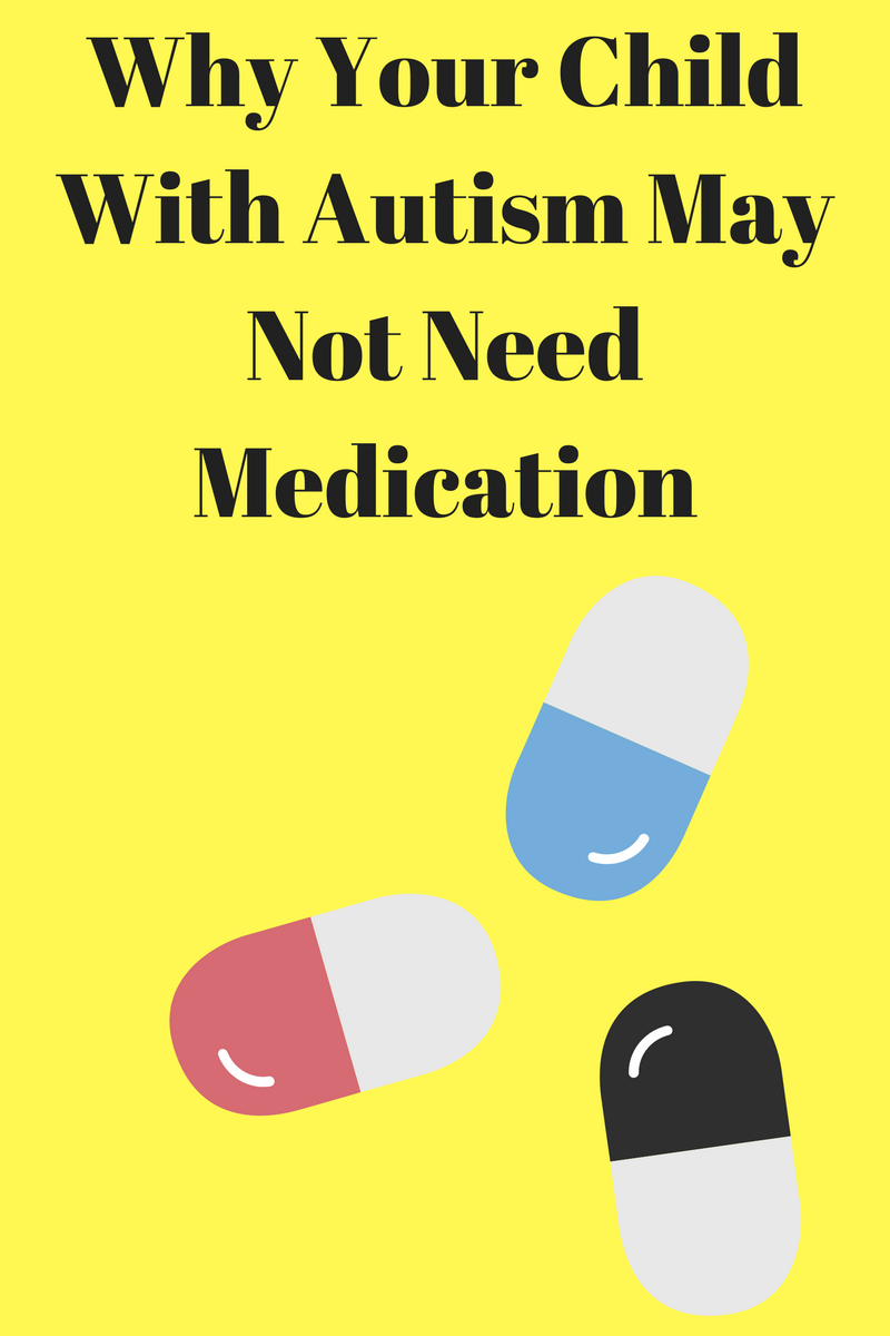 Facts about Autism and Medication