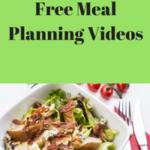 Top 10 Gluten Free Meal Planning Videos