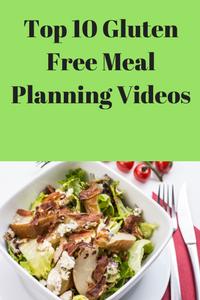 gluten free meal planning videos