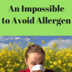 How to Deal with an Impossible to Avoid Allergen