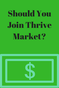 about Thrive Market