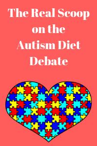 The Real Scoop on the Autism Diet Debate