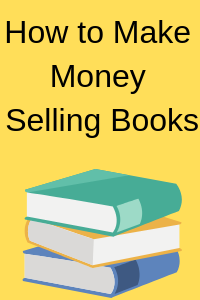 selling books
