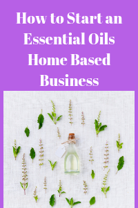 essential oils home based business