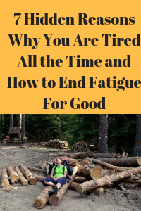 end fatigue