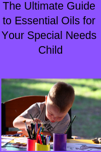essential oils special needs child