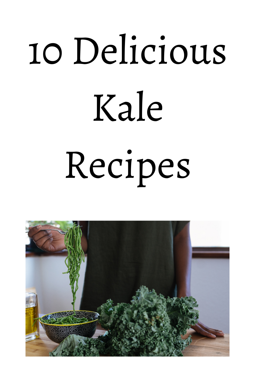 delicious kale recipes
