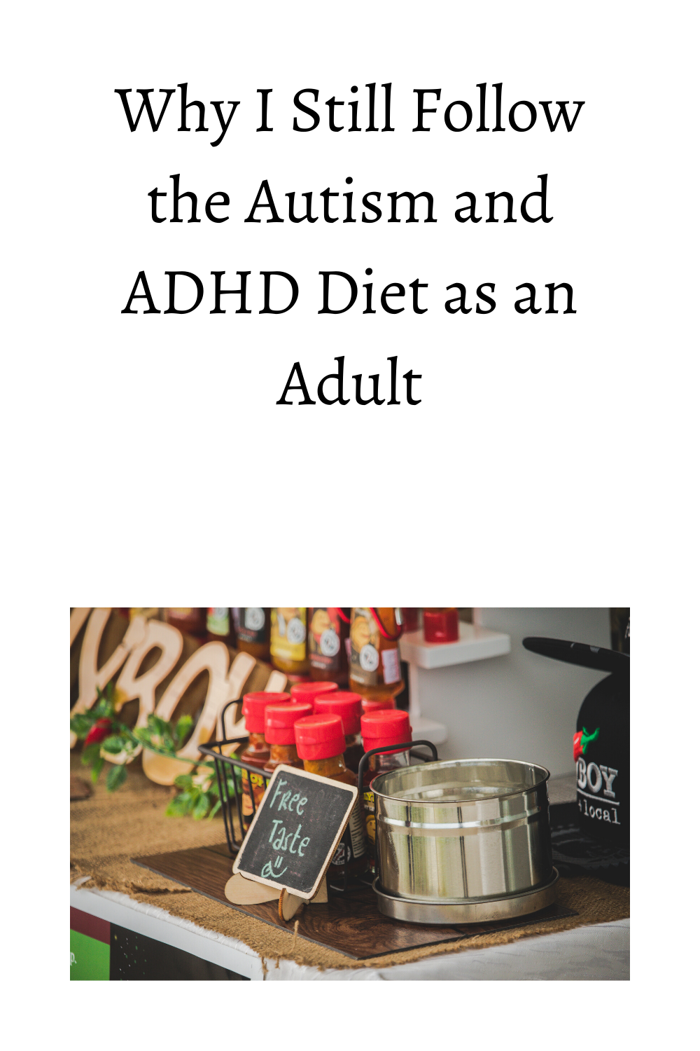 autism and adhd diet
