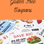 10 Places to Find Gluten Free Coupons